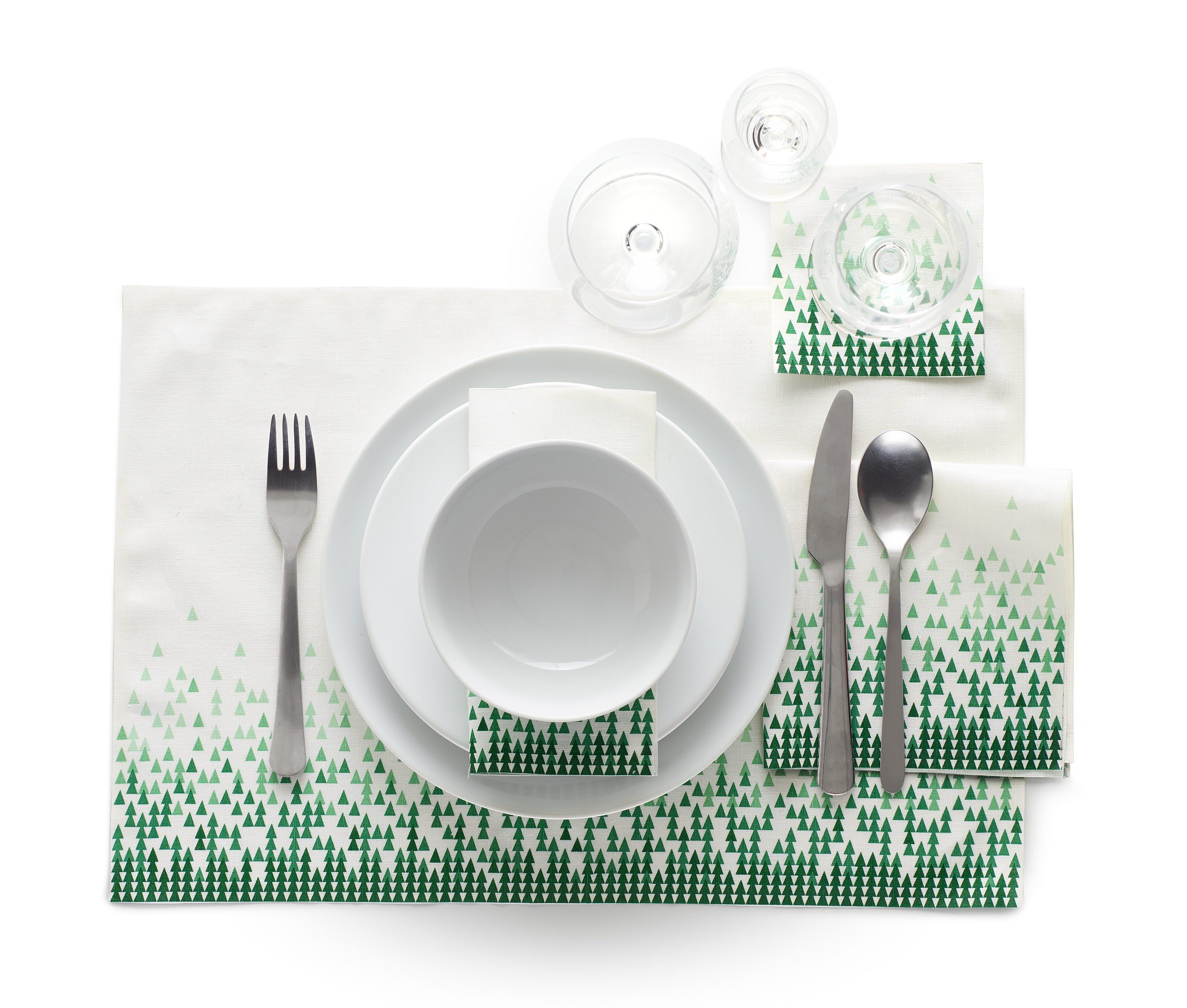 Placemats For Decorating Christmas Tables Mydrap
